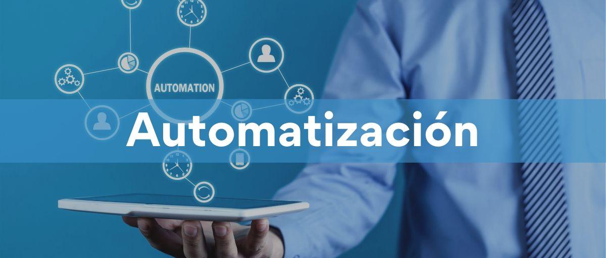 Automatización de procesos de negocio