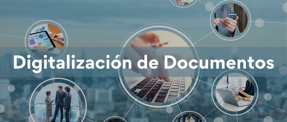 Digitalización masiva de documentos